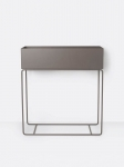 Doniczka Plant Box FERM LIVING - Warm Grey