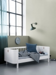 Łóżko WOOD MINI+ JUNIOR BED  WHITE Oliver Furniture