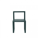 Krzesełko Little Architect Dark Green Ferm Living