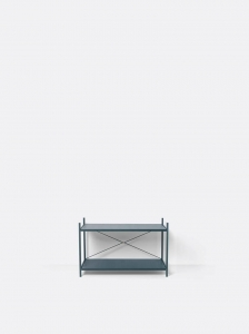 Regał Punctual - Dark Blue - 1x2 FERM LIVING