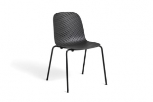 13eighty Chair black HAY