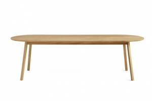 Triangle Leg Table HAY