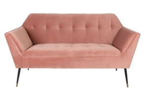 SOFA KATE RÓŻOWA DUTCHBONE