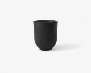 Donica Planter SC44 Ø:55m Shadow grey &Tradition