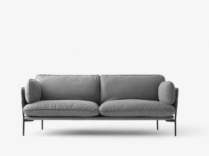 Sofa Cloud three seater LN3.2 &Tradition