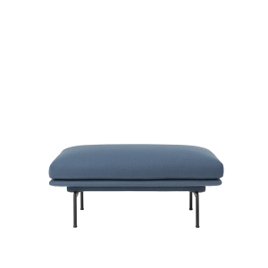 Pufa Outline Black/Remix Muuto