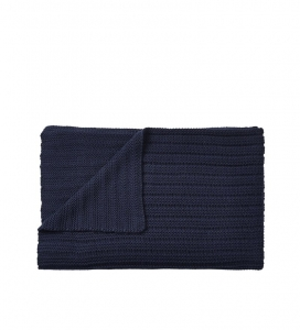 Pled Ample 160x130 Midnight Blue Muuto