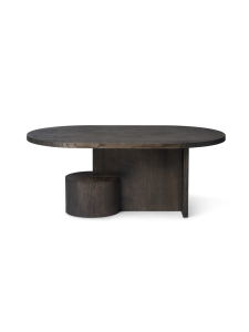 Stolik kawowy Insert Black Stained Ash Ferm Living