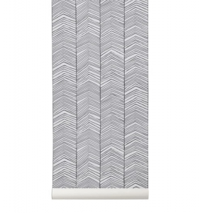 Tapeta Herringbone Ferm Living