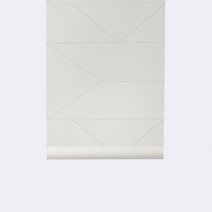 Tapeta Lines off white Ferm Living