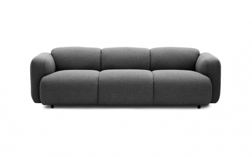 Sofa Swell 3-osobowa breeze fusion Normann Copenhagen